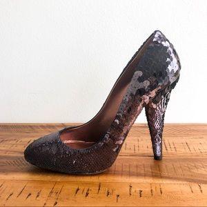 Miu Miu Sequin Heels